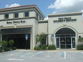 Palm Beach Children's Dentistry Office