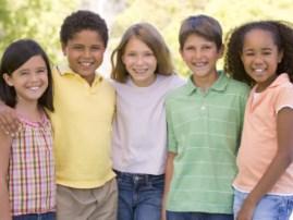Kids with Clean Teeth